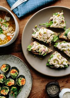 A Week of Healthy, Make-Ahead Lunches from Joy Manning — Meal Plans from The Kitchn