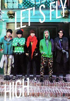 B1A4 - @ Star1 Magazine January Issue '13