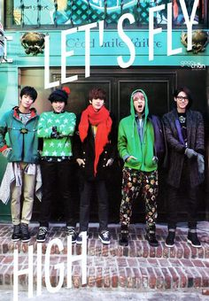 B1A4 - @ Star1 Magazine January Issue '13