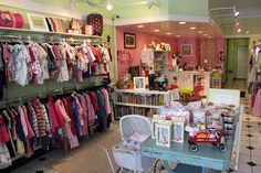 My Mommy's Secret, Wilmette, IL children's consignment clothing
