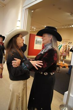From the 2013 National Cowgirl Hall of Fame Inductions