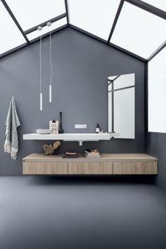 Vasche Da Bagno Design Moderno : 50 Specchi per Bagno Moderni dal ...