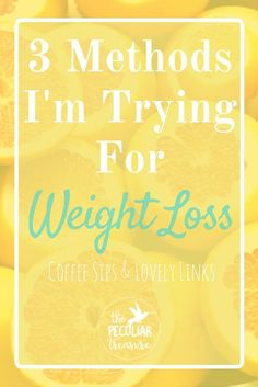 The Peculiar Treasure: Encouraging Resources for Your Health and Weight-loss Journey