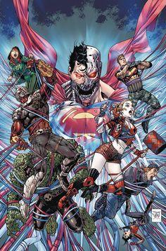 Suicide Squad No. 19