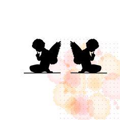 i-Tüpfelchen kleiner Engel