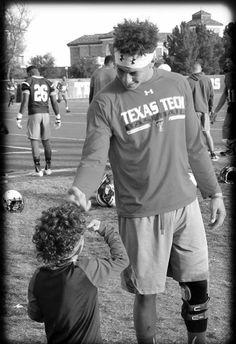 8f4d6183792 Mini Me LOL... Texas Tech Red RaidersKansas ...