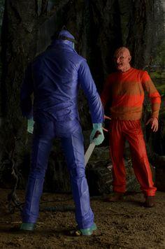 Freddy vs. Jason NECA