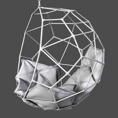 ❦ hanging chairs and lounges. max globe hanging chair - Globe hanging chair by btbt