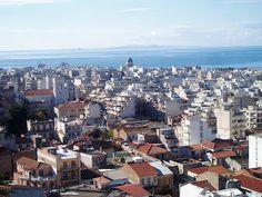 #Patra/ #Griechenland Erfahrungen, Reisebericht Patras, San Francisco Skyline, Paris Skyline, Greece, Dolores Park, City, Travel, Greek, Travel Report