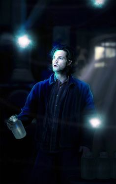Sam Winchester - There is a Light That Never Goes Out
