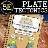 Plate Tectonics: Earth Science Interactive Notebook by Nitty Gritty Science