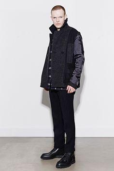 Sacai Fall 2014 Menswear Collection Photos - Vogue