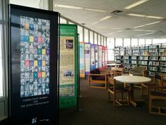 'Women of Connecticut' Display at Milford Library