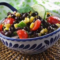 """Summer Veggie Salad 