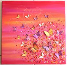 Made-By-Me....Julie Ryder: New!  Butterfly meadow.....