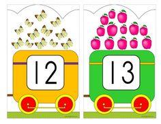 Без названия - Наталья Леонидовна Филиппова Numbers For Kids, Number Puzzles, Preschool Math, Milan, Teacher, Shapes, Train, Early Education, Colouring In