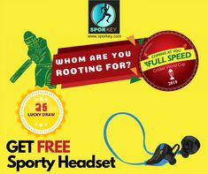 Your Key to Sports Sports Quiz, Social Channel, Cricket World Cup, Conte, Stay Tuned, Headset, 30th, Opportunity, Period