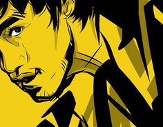 """Check out new work on my @Behance portfolio: """"Bruce Lee. The Dragon (WADA!!!)"""" http://be.net/gallery/33157063/Bruce-Lee-The-Dragon-(WADA)"""