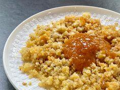 Az igazi császármorzsa | egy.hu Grains, Rice, Food, Meal, Essen, Hoods, Meals, Eten, Korn