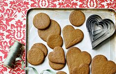 Pepperkaker - Scandinavian spiced Christmas biscuits - another gingerbread treat - reminds me of Oslo