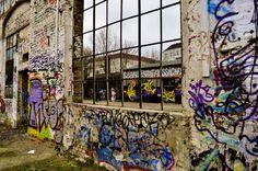 A Change From Oppression | An Ocean Away. Street Art. Berlin Graffiti. Creative