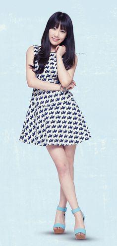 Kim Taeyeon SNSD Lotte 2014