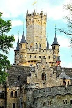 Marienburg Castle, Pattensen, Lower Saxony, Germany