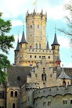 Marienburg Castle, Pattensen, Lower Saxony, Germany