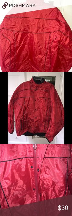 Mōssí Quilted Ski Jacket 2XL Great jacket for the outdoor enthusiast! Waterproof /weatherproof outer material, quilted lining with neoprene edging on sleeves to keep snow/wind out. Barely worn - too big for me. Smoke free environment. Jackets & Coats Performance Jackets