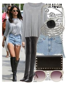 """""""Get the look...Selena Gomez"""" by sweetie678 ❤ liked on Polyvore"""