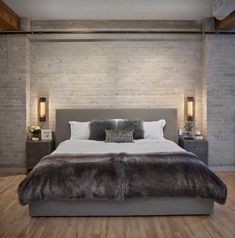 50 ideas for decorating the bedroom according to Feng Shui-12