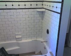 types of tile for tub surround Google Search bathroom tile
