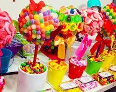 Arc-en-ciel Dum Dum Gum Ball Candy Land par HollywoodCandyGirls
