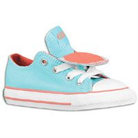 Converse All Star Crayola Double Tongue - Toddlers - Blue/Yellow