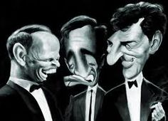 """THE RAT PACK"" http://dunway.com"