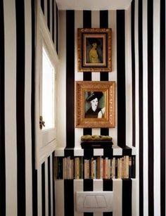 Cloakroom  Stripes