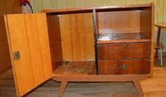 Se hva du kan gjøre med et gammelt skap som dette!