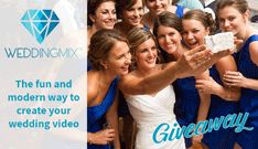 Wedding Contests - Win a $399 Video Package for your wedding in this Contest.