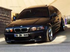 Modified BMW 330ci - Automotive Car Center