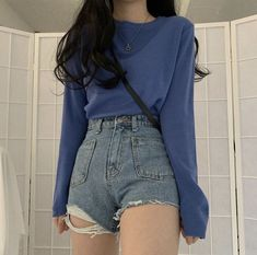 Korean Girl, Ulzzang Girl Outfit Source by lyrasumuverta outfits Mode Outfits, Korean Outfits, Girl Outfits, Fashion Outfits, Korean Clothes, Ulzzang Mode, Ulzzang Girl, Ulzzang Style, Korean Fashion Trends
