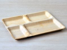 Disposable eco palm plates made from fallen palm leaf are known as natural green plates areca leaf plates are used as dinnerware tableware and party ... & Palm leaf plate- 9-x-5 inch Rectangle shape Disposable palm leaf ...