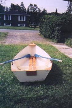 Portuguese Style Dinghy
