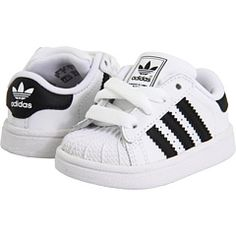 adidas Originals Kids Superstar 2 Core (Infant/Toddler)