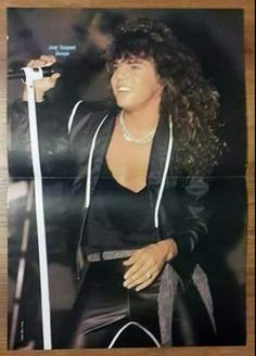 Jimi Jamison, Joey Tempest, Rock Music, No Time For Me, Crushes, Dreadlocks, Singer, Black And White, Hair Styles