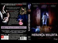 Filme de terror completo em portugues - Heranca Maldita