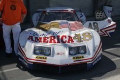 "Looking for similar pins? Follow me! http://kohlsson.link/1W5N6ws | kevinohlsson.com 1976 Greenwood Racing C3 Corvette ""Spirit of America"" [3888x2592][OC]"