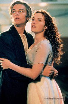 Titanic... True love! You jump, I jump!!