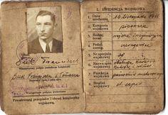 Franciszek Siek - książeczka wojskowa