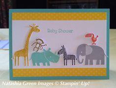 Zoo Babies Stampin' Up!