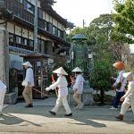 Shikoku; 1200km, 88 tapınak yolu